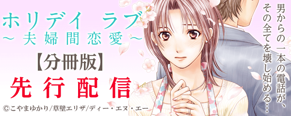 ホリデイラブ ~夫婦間恋愛~【分冊版】