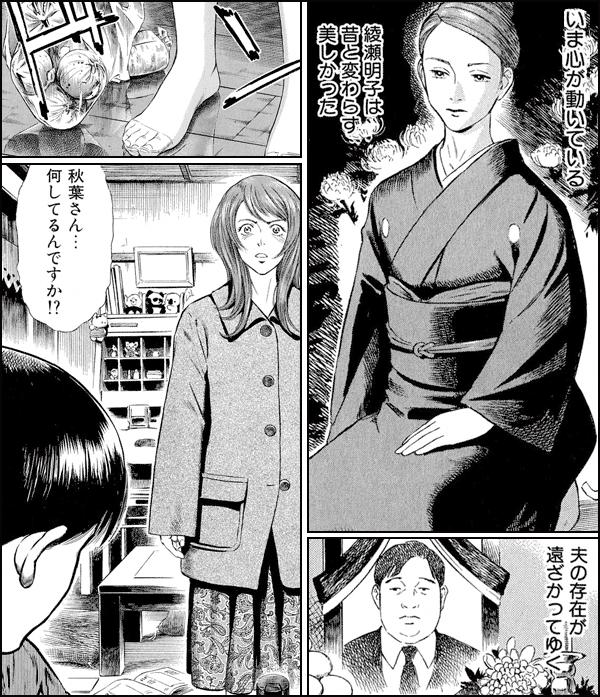 深追い【コミックス】