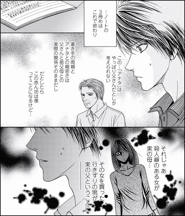 ユリゴコロ (コミック版)