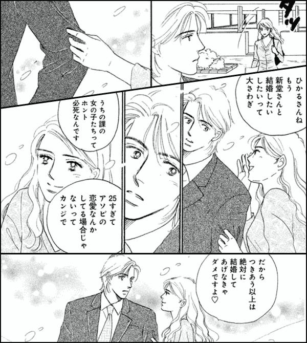 1/2の林檎