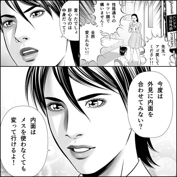 パンドラ美容外科~生まれ変わる女たち~