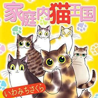 家庭内猫王国のイメージ