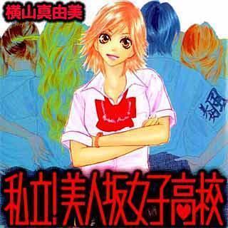 私立!美人坂女子高校のイメージ