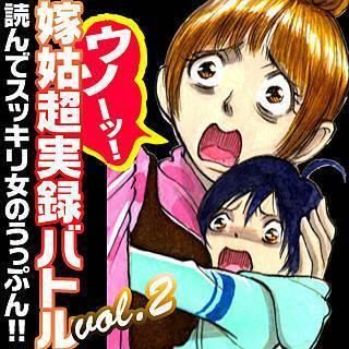 嫁姑超実録バトル 読んでスッキリ女のうっぷん!!vol.2のイメージ