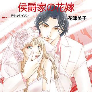 侯爵家の花嫁のイメージ