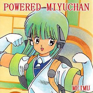 POWERED MIYUCHANのイメージ