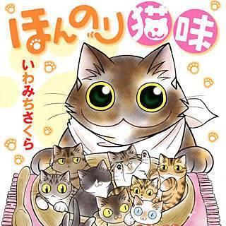 ほんのり猫味のイメージ