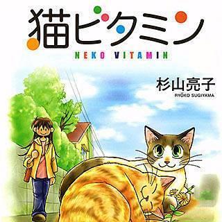 猫ビタミンのイメージ
