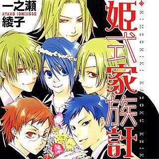 姫式家族計画のイメージ