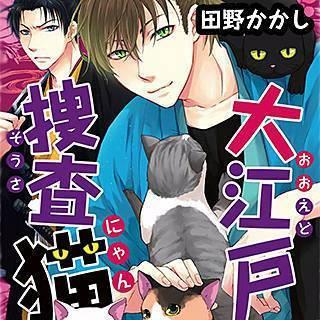 大江戸捜査猫のイメージ