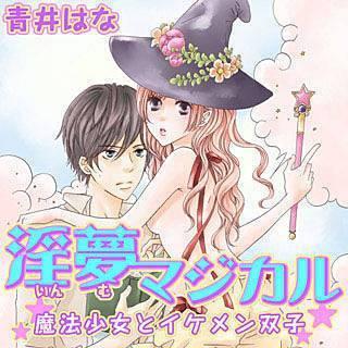 淫夢マジカル~魔法少女とイケメン双子~のイメージ
