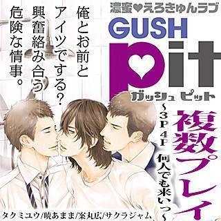 GUSHpit 複数プレイ~3P、4P、何人でも来いっ~のイメージ